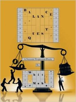Balance Quest puzzle book cover