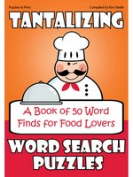 Word Search Puzzles for Food Lovers