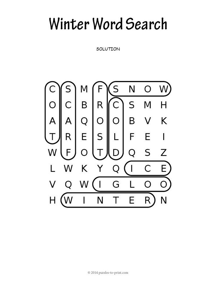 more word searches for kids spring word search colors word search ...