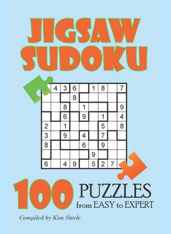 image about Jigsaw Sudoku Printable referred to as Printable Jigsaw Sudoku