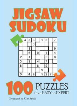 Jigsaw Sudoku Book