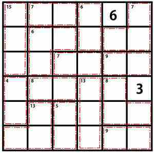 Canny image for killer sudoku printable