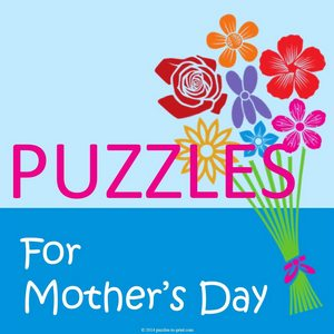 Mother's Day Puzzle Bundle Cover