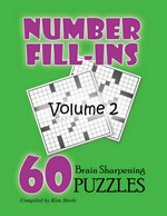 Number Fill in Book Volume 2