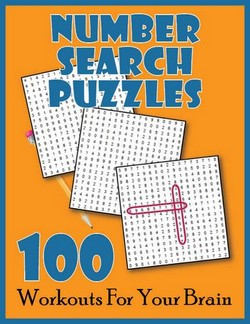 Number Search Book Cover